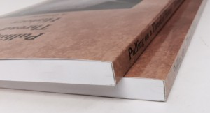 Click image above to see our soft cover binding options