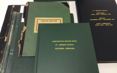 Restoration – New Covers